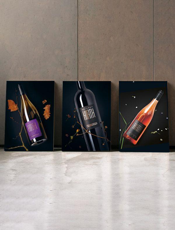 Weiposter Chardonnay, Lemberger, Rosé