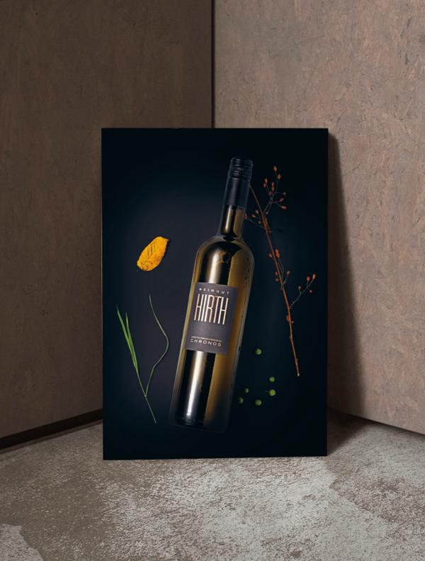 Chronos Weinposter